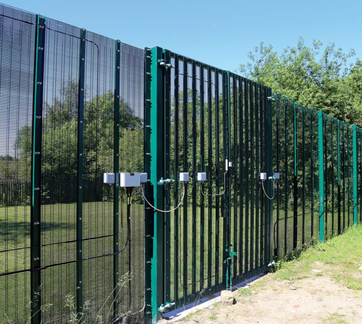 High Security Fencing Gate Systems