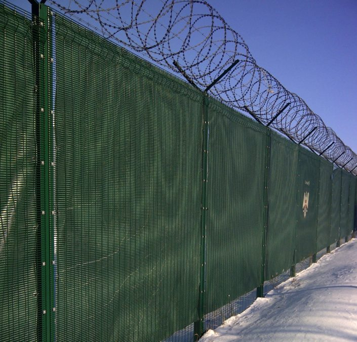 Military High Security Fencing Solutions