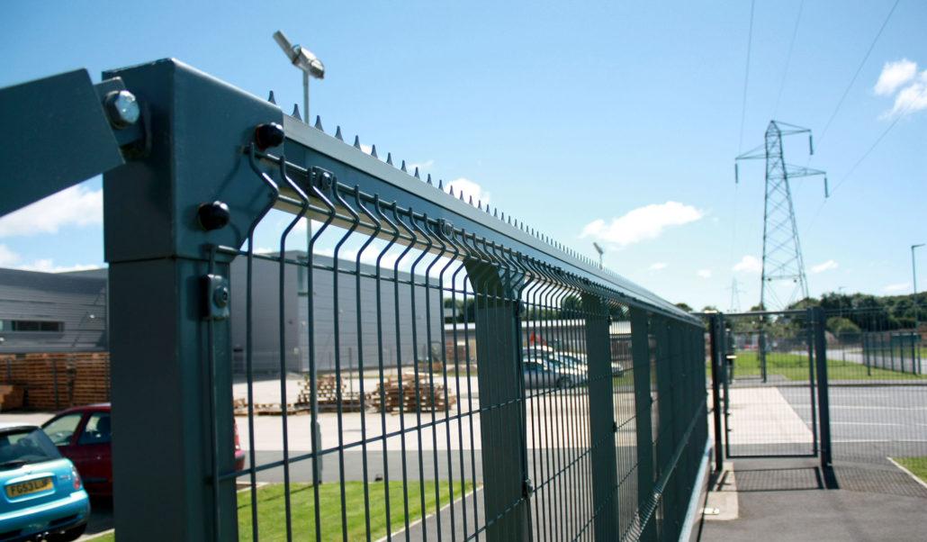 High Security Gates