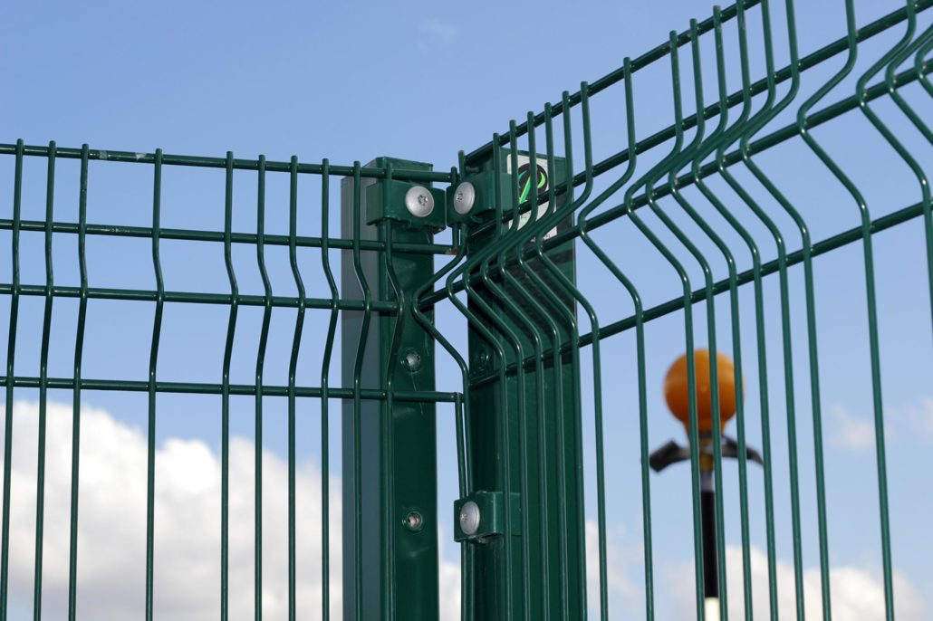 Perimeter Security Fencing The Fencing People